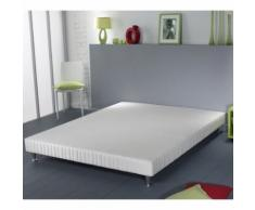 Sommier SIMMONS Vitasom (+ pieds) Taille 160 x 200 cm
