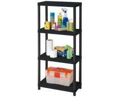 Keter Etagere Sigma 12 Noire