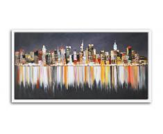 Tableau peinture à l'huile 120x60 cm - Sokal