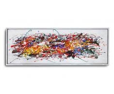 Tableau peinture à l'huile 150x50 cm - Rovenky