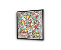 Tableau peinture à l'huile 80x80 cm - Zavhan