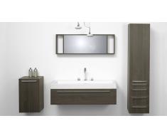 Ensemble de salle de bain 1 vasque design Elettra