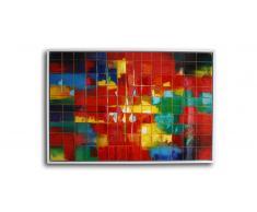Tableau peinture à l'huile 120x80 cm finition glossy - Soudak