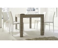 Table à diner rectangulaire 180 x90 cm - Shepparton