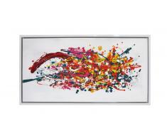 Tableau peinture à l'huile 100x50cm - Irpin