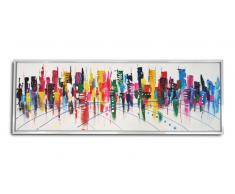 Tableau peinture à l'huile 150x50 cm - Valki