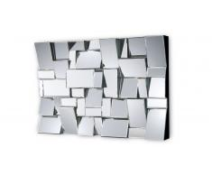 Miroir design multi-facettes - Brens