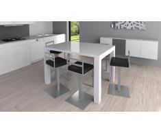 Table haute de salle à manger avec rallonges - Flexy