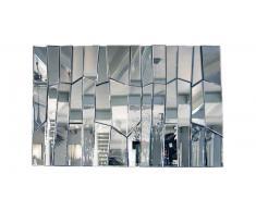 Miroir- Méza - Miroir design multi facettes