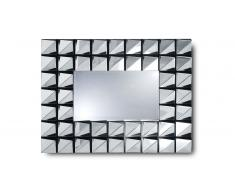Cuzia - Miroir design multi-facettes Solde