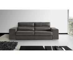 Canapé-lit 3 places tissu - Pozalo