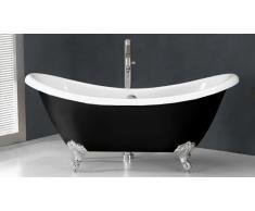 baignoire sur pied acheter baignoires sur pied en ligne sur livingo. Black Bedroom Furniture Sets. Home Design Ideas