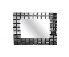 Grand miroir rectangulaire design moderne - Andria