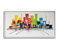 Tableau peinture à l'huile 120x60 cm - Alpena