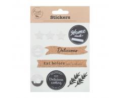 Stickers pour bocaux
