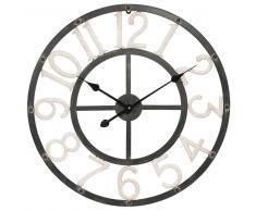 Horloge en métal D 60 cm JEANNET