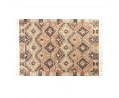 Tapis kilim en laine multicolore 160x230
