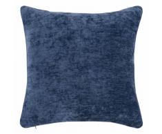 Coussin bleu 43x43
