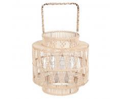 Lanterne en bambou H46