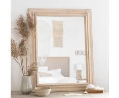 Miroir en paulownia 70x90