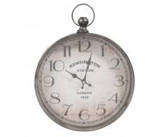 Horloge gousset en métal 30 x 36 cm PARKER
