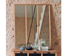 Miroir en chêne 95x120
