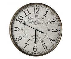 Horloge en métal D 68 cm BEAUBOURG