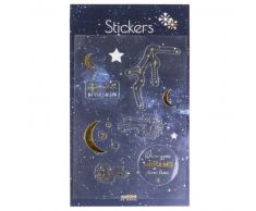 Stickers constellations