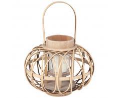 Lanterne en bambou H18