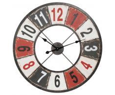 Horloge en métal D 70 cm CANTARON