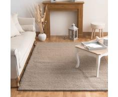 Tapis en laine beige 200 x 300 cm INDUSTRY