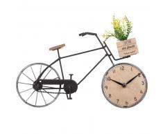 Horloge à poser vélo