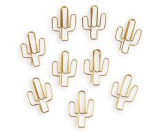 Trombones cactus dorés URBAN