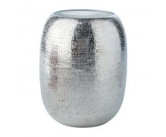 Tabouret en métal MAHARAJA