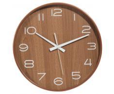 Horloge en bois D 40 cm ANDERSEN