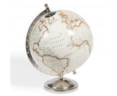 Globe terrestre carte du monde CLÉMENCE