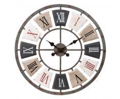 Horloge en métal D 62 cm LANILYS