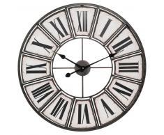 Horloge en métal D 66 cm AUBIERE