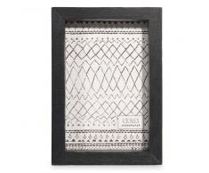 Cadre photo noir 10x15cm ALBIN