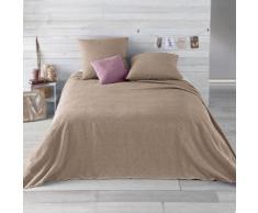 Jeté de lit coton jacquard, INDO - La Redoute Interieurs