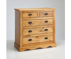 Commode 5 tiroirs Authentic Style - La Redoute Interieurs