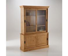 Buffet vaisselier, pin massif, Authentic Style - La Redoute Interieurs