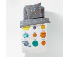 Housse de couette imprimée, enfant, Planètes - La Redoute Interieurs