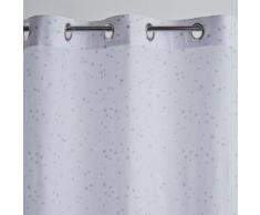 Voilage pur coton oeillets, Etoiles - La Redoute Interieurs