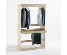 Module dressing, penderie + porte pantalons, Build - LA REDOUTE SHOPPING PRIX