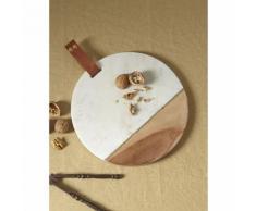 Planche à découper bois/marbre - CYRILLUS