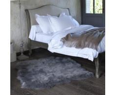 Tapis effet peau de mouton Livio, 110 x 130 cm - La Redoute Interieurs