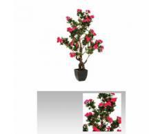 "Plante Artificielle "" Azalée "" - Dim : H.81 cm - PEGANE"