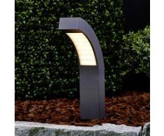 Lampe d'extérieurérieur LED Lennik Borne lumineuse 40 cm Lampe extérieure - LAMPENWELT