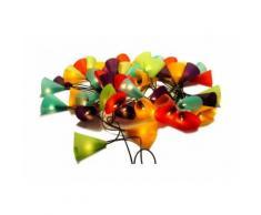 Guirlande Lumineuse Belettes Multicolore - PA DESIGN
